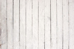 White wooden wall with old paint royalty free stock photos