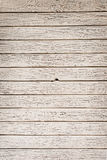White wooden wall Stock Image