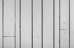 White wooden wall Royalty Free Stock Image