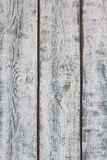 White wooden wall texture Stock Image