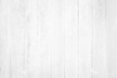 White wooden wall. Royalty Free Stock Photos