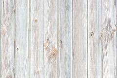 White wooden wall texture Stock Photos