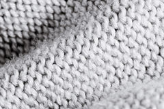 White wool Royalty Free Stock Photo