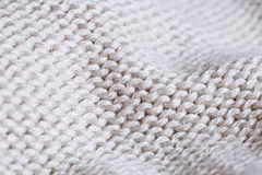 White wool Stock Photography
