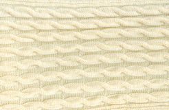 White wool fabric textile texture background Stock Photo