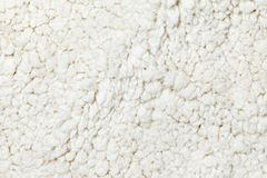 White wool textile background with empty space stock images