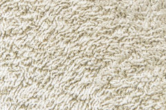 White Wool. Texture Background Close-up Stock Images