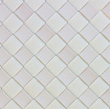 White woven leather texture. For background use Royalty Free Stock Photography