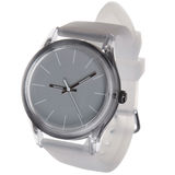 White wrist watches Stock Photos