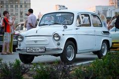 White Yalta (Eliette, ZAZ--965) , Zaporozhec stock photo