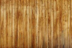 White Yellow Rustic Old Barn Board Wood Paneling Texture Stock Photography