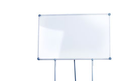 Whiteboard photographie stock