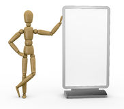 Whiteboard Royalty Free Stock Photos