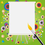 Whiteboard Stock Photo