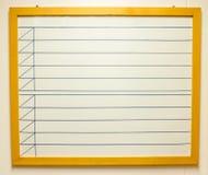 whiteboard Fotografia de Stock Royalty Free