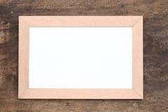 Whiteboard in bianco Fotografie Stock Libere da Diritti