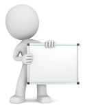 Whiteboard. Stock Images
