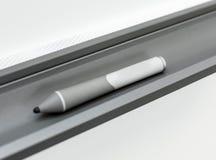 Whiteboard infraröd penna Royaltyfri Bild