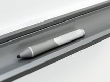 Whiteboard infrarode pen Royalty-vrije Stock Afbeelding