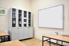 Whiteboard interativo imagens de stock
