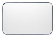 Whiteboard vacío fotos de archivo libres de regalías