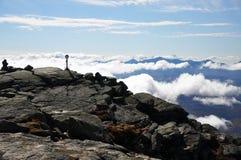 Whiteface-Berg im Sommer, Adirondacks, NY, USA Lizenzfreies Stockbild