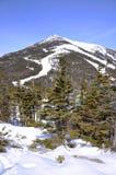 Whiteface-Berg im Winter, Adirondacks, NY, USA Lizenzfreie Stockfotos
