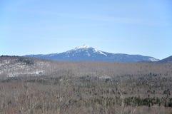 Whiteface-Berg im Winter, Adirondacks, NY, USA Lizenzfreies Stockbild