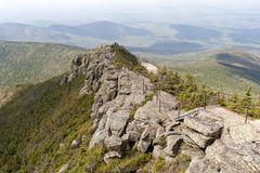 WhiteFace Mountain Royalty Free Stock Photo