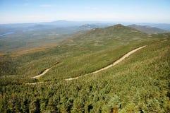 Whiteface Mountain Veterans Memorial Highway Stock Image