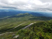 Whiteface Mountain stock image