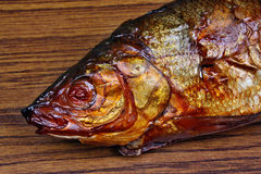 Whitefish fish head Stock Photos