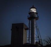 Whitefish Point Lighthouse Stock Image