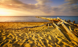 Whitefish Point, Michigan Stock Photos