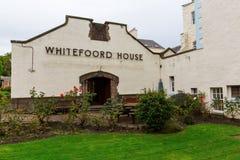 Whitefoord议院在爱丁堡,苏格兰,英国 免版税库存图片