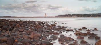 Whiteford latarnia morska Obraz Royalty Free
