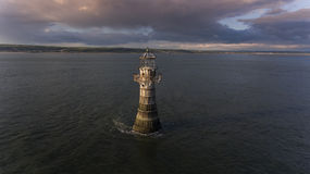 Whiteford lighthouse Royalty Free Stock Photography