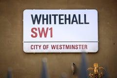 whitehall Photographie stock libre de droits