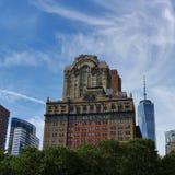 Whitehall Building, New York Stock Photos