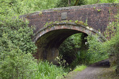 Whitehall Canal Bridge Royalty Free Stock Image