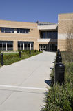 Whitehall Middle School in Pennsylvania Stock Photo