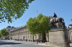 Whitehall road London England UK Royalty Free Stock Photos