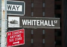 Free Whitehall Street New York Stock Photos - 33882303