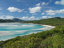 Whitehaven Beach Royalty Free Stock Photos