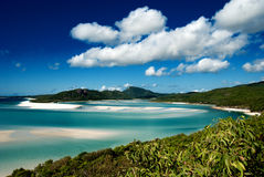 Whitehaven Beach, Australia Stock Photography