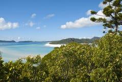 Whitehaven Beach, Australia Royalty Free Stock Photography