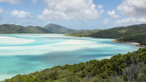 Whitehaven Beach, Australia Royalty Free Stock Images