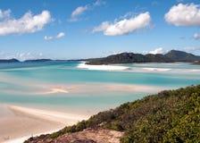 Whitehaven Beach, Australia. Whitehaven Beach in the Whitsundays Archipelago, Queensland, Australia Royalty Free Stock Images