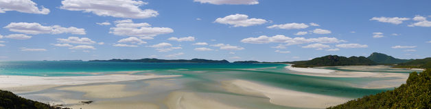 Whitehaven Beach Royalty Free Stock Photo