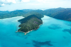 Whitehaven beach, Queensland Royalty Free Stock Images